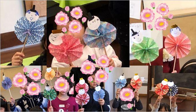 いろはにほへと日本語教室フィレンツェひなまつりイベント
