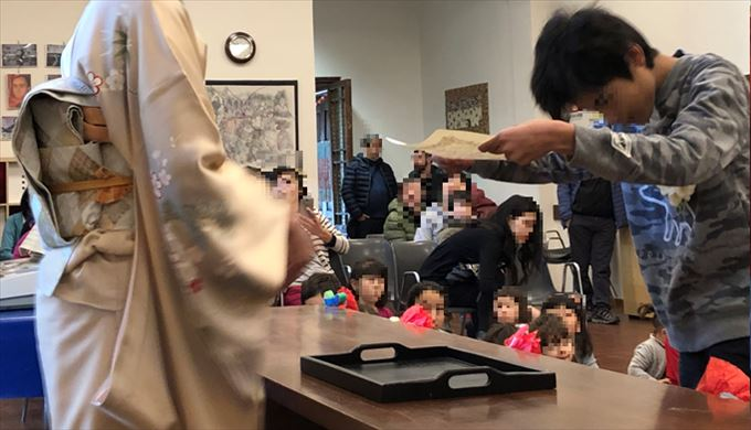 いろはにほへと日本語教室フィレンツェ卒業式